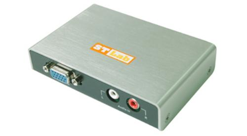 Конвертер HDMI Converter ST-LAB M-450 (1.3, 1xVGA in, 1xHDMI out, up to 1080p, up to 1920x1200)