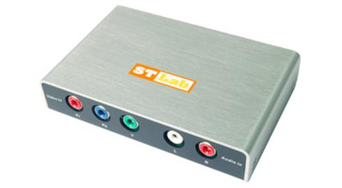 Конвертер ST-LAB M-440 (Component + Audio to HDMI Converter)
